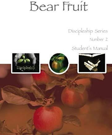 Bear Fruit - Student Handbook-book-Christian Church Growth