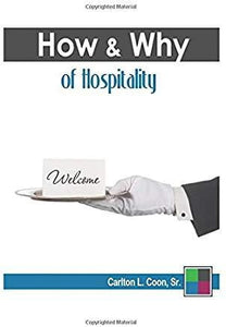How & Why Of Hospitality-book-Christian Church Growth