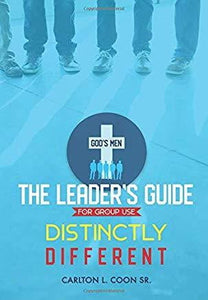 Distinctly Different - Leader's Guide-book-Christian Church Growth