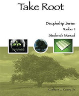Take Root - Student Handbook-book-Christian Church Growth