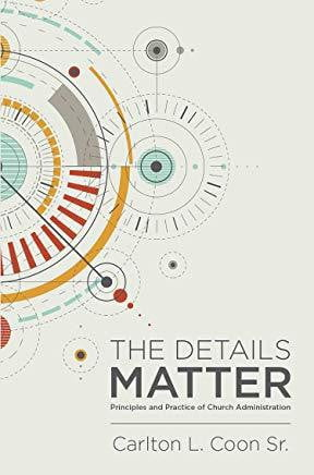 The Details Matter-book-Christian Church Growth