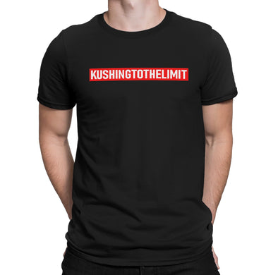 Original Kushingtothelimit T-shirt