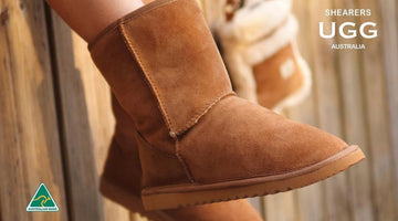 HISTORY OF SHEARERS UGG AND AUSTRALIAN UGG BOOTS