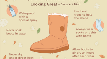 HOW TO CLEAN UGG BOOTS?