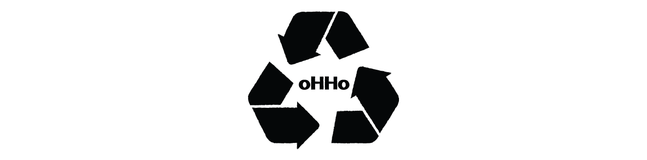 Recycle oHHo Packaging Icon