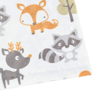 Fox Baby Blanket Boys Soft Minky Baby Blanket Fleece Baby Girl Security Fox Blanket Plush Dot Toddler Baby Newborn Blanket Woodland for Nursery Stroller Crib Receiving Blanket Infant Unisex