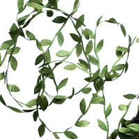 252 Ft Artificial Vines, Artificial Eucalyptus Leaf Garland DIY Wild Jungle Decorative Botanical Greenery for Baby Shower Home Wall Garden Wedding Party Wreaths