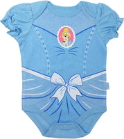 Disney Baby Girls 5 Pack Bodysuits 101 Dalmations Dumbo Bambi Aristocats