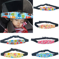 Baby Car Seat Head Support Children Infant Safety Belt Fastening Belt Adjustable Playpens Stroller Sleep Positioner Safty Pillow