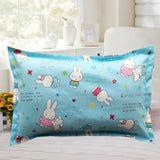 35*50CM 100% Cotton Baby Pillowcase kids pillow case Animal infant Newborns pillow cover Cartoon Children Pillowcase