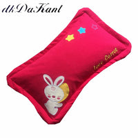 dkDaKanl Baby Pillow Case Comfortable Cute Cartoon Children Pillow Cover For Children Cotton Pillow case  0-1 Years Old LXM157