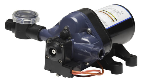 Power Drive Series 3B Marine Water System Pump with Flow Control