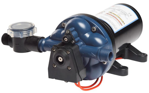 Power Drive Series 5B Marine Water System Pump with Flow Control