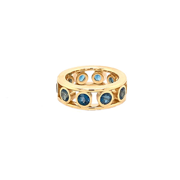 GYPSY BAND - LONDON BLUE TOPAZ