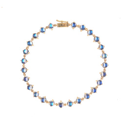 MOONSTONE ETERNITY BRACELET