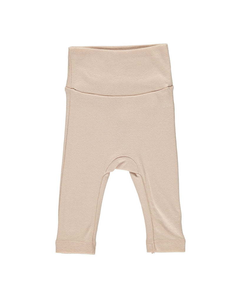 light pink soft wide waistband leggings