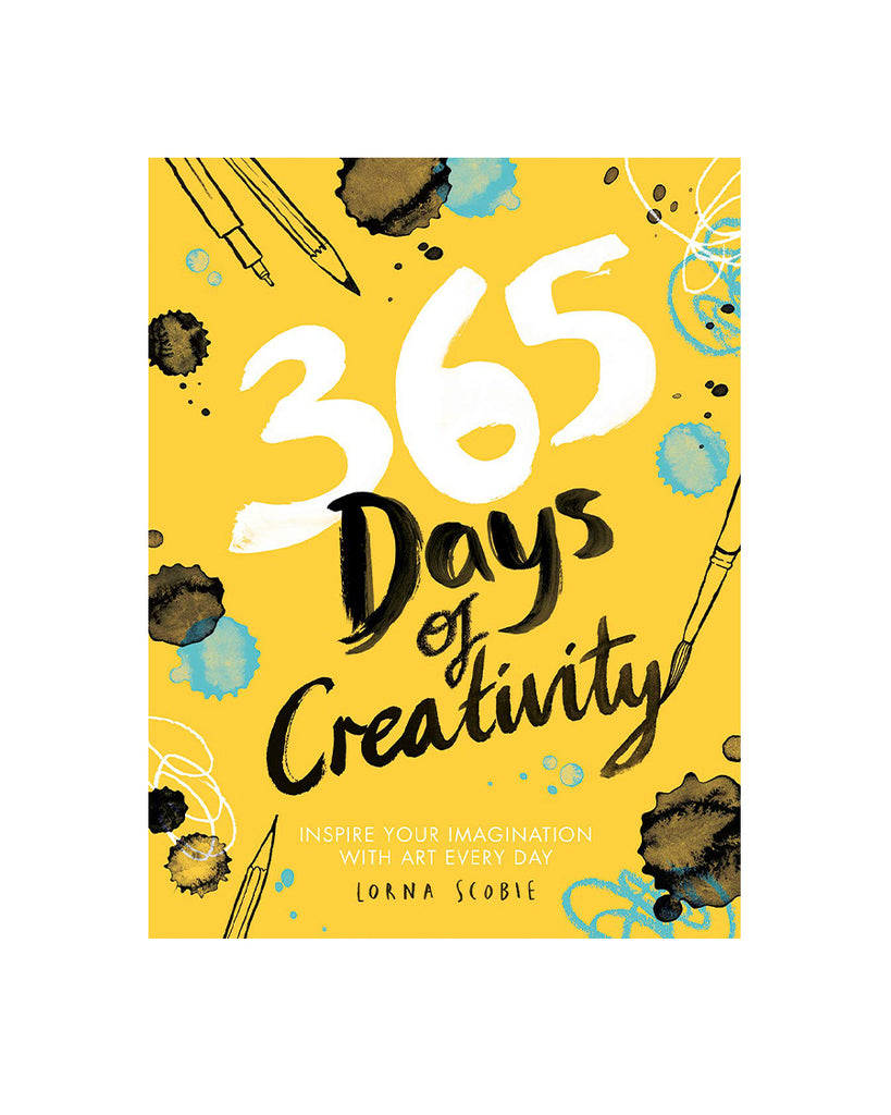 365 Days of Creativity by Lorna Scobie