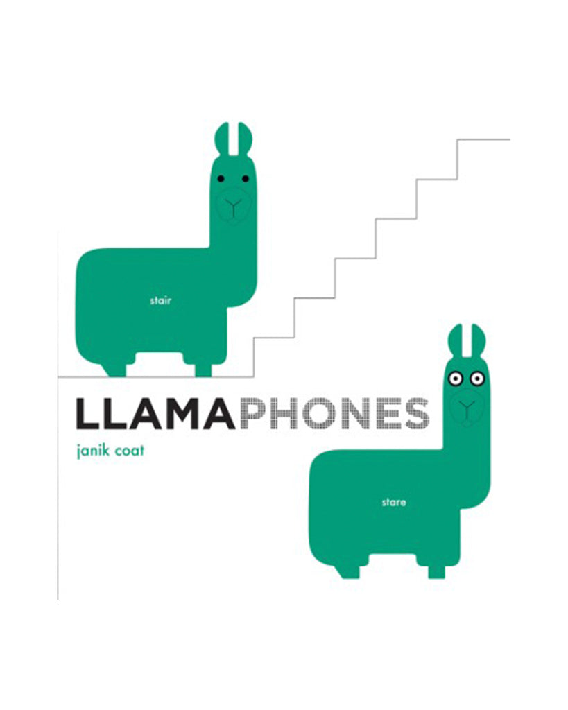 Llamaphones by Janik Coat