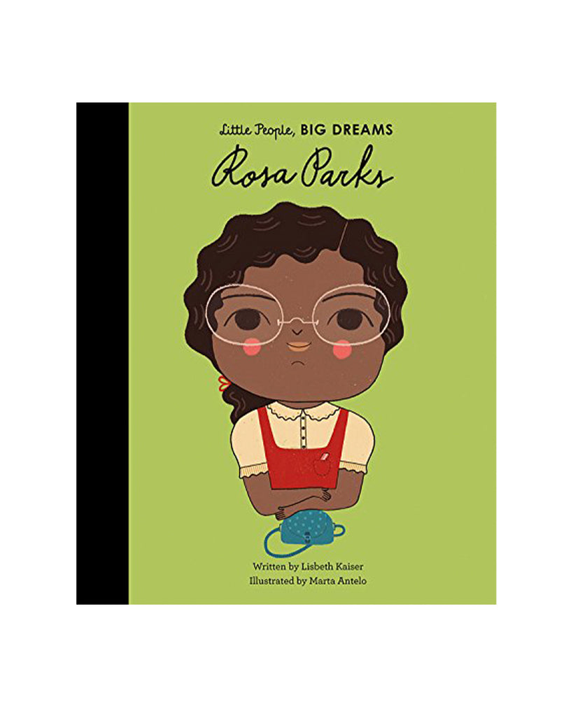 Little People Big Dreams Rosa Parks by Lisbeth Kaiser