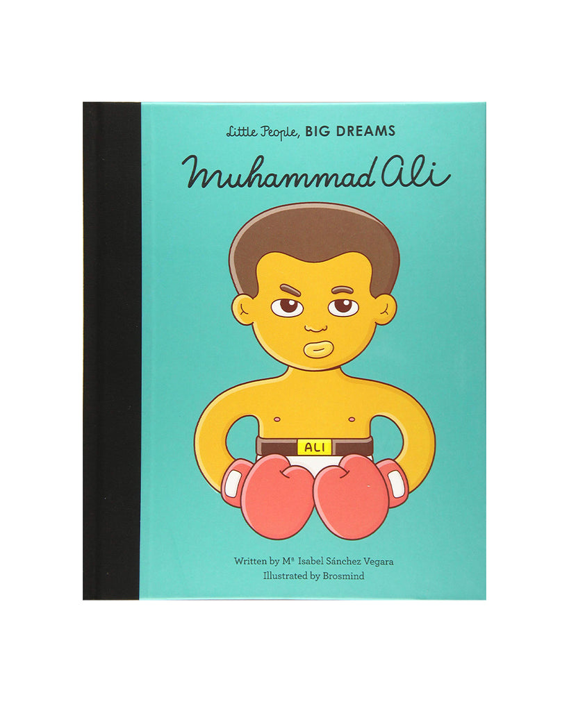 Little People Big Dreams Muhammad Ali by Maria Isabel Sanchez Vegara