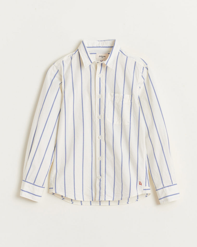 Ganix Button Up Shirt - Stripe B