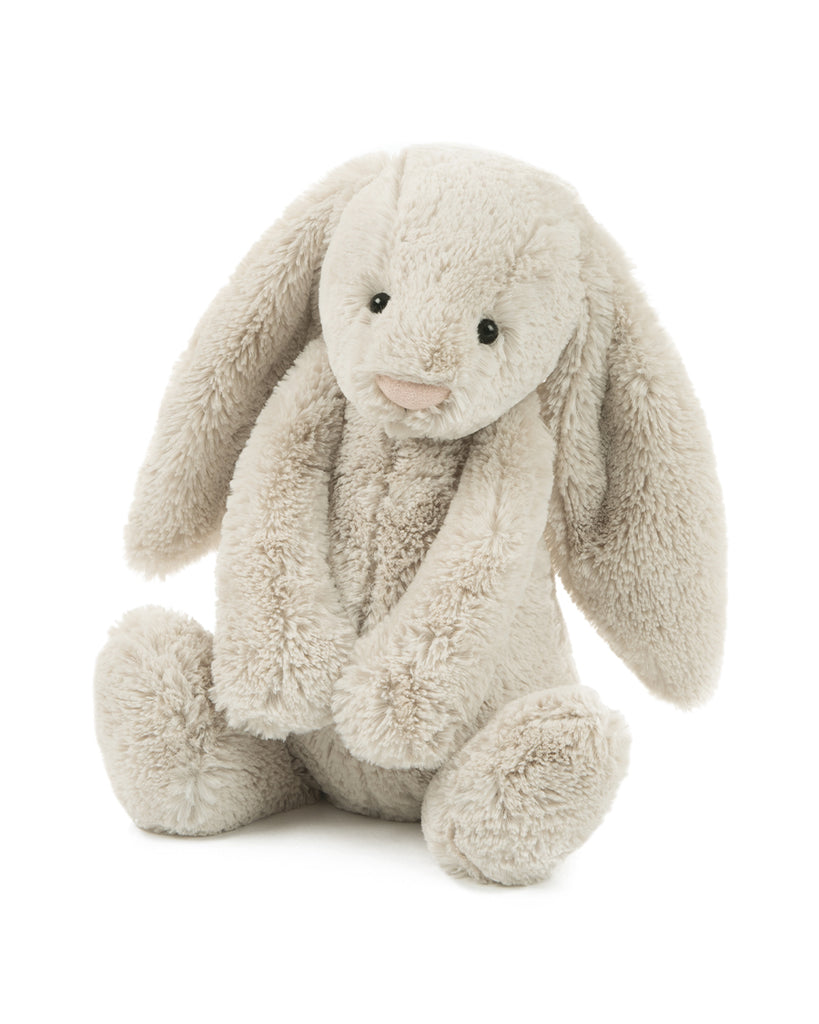 oatmeal large bunny stuffed animal