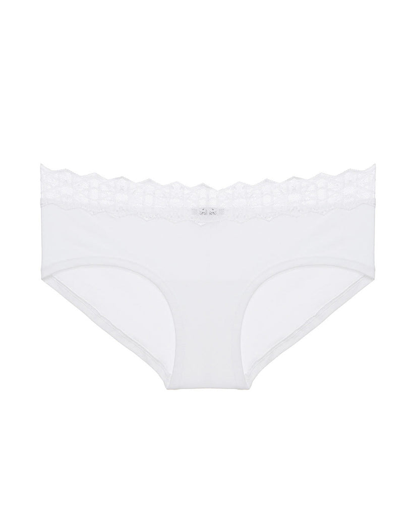 white star lace band underwear