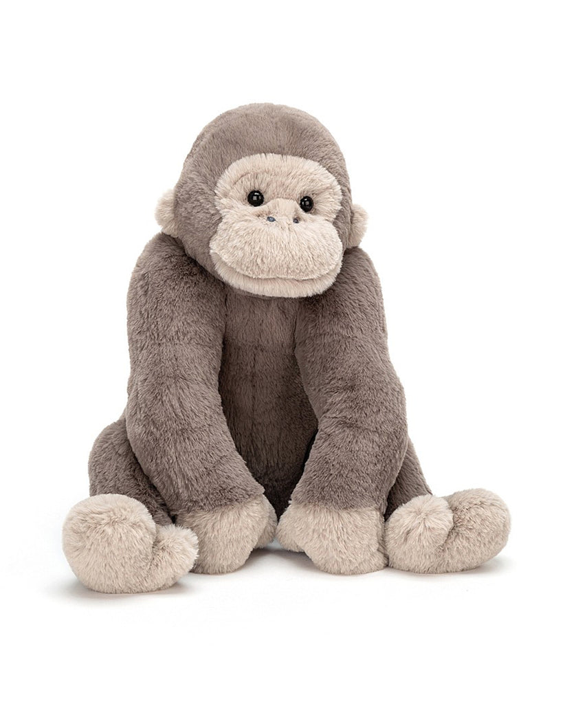 gorilla stuffed animal toy