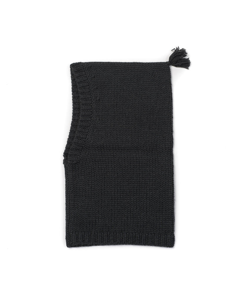 Knit Head Cover - Charcoal