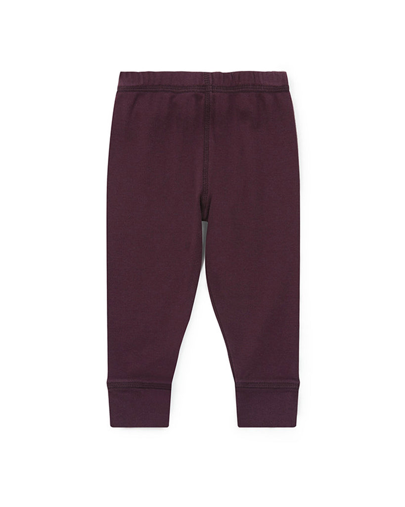 plum purple leggings