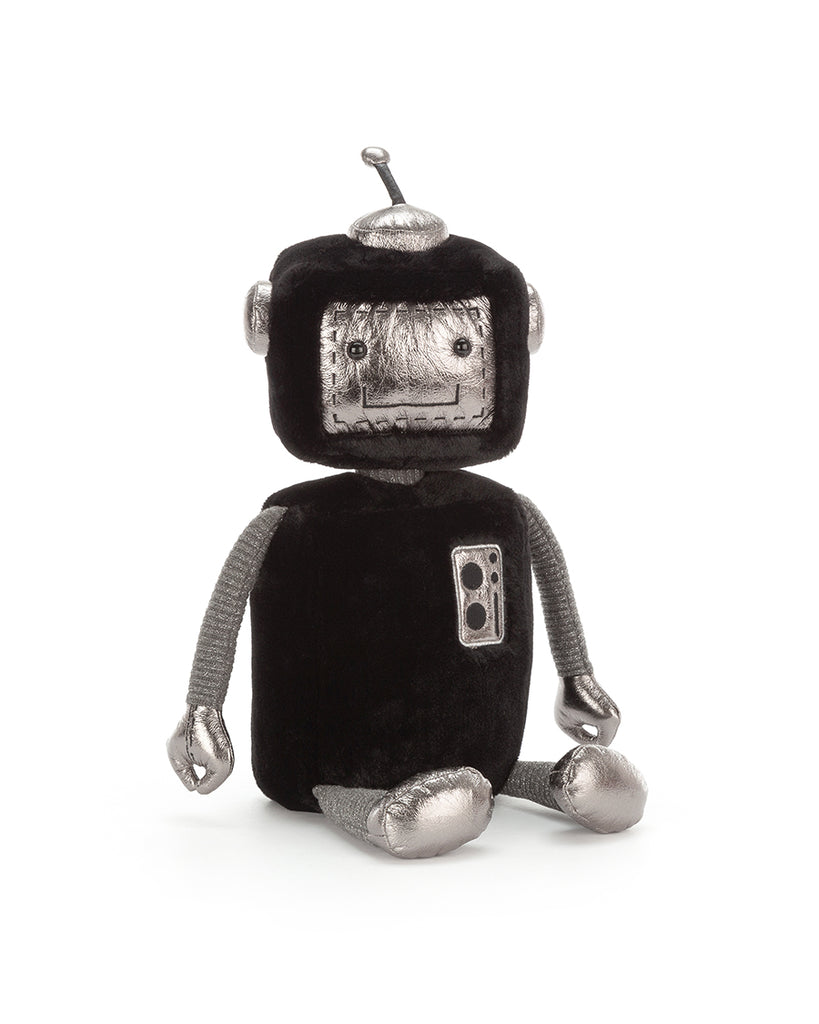 robot stuffed animal toy