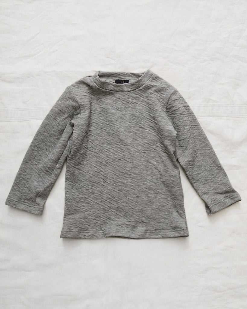 Long Sleeve Tee - Light Grey