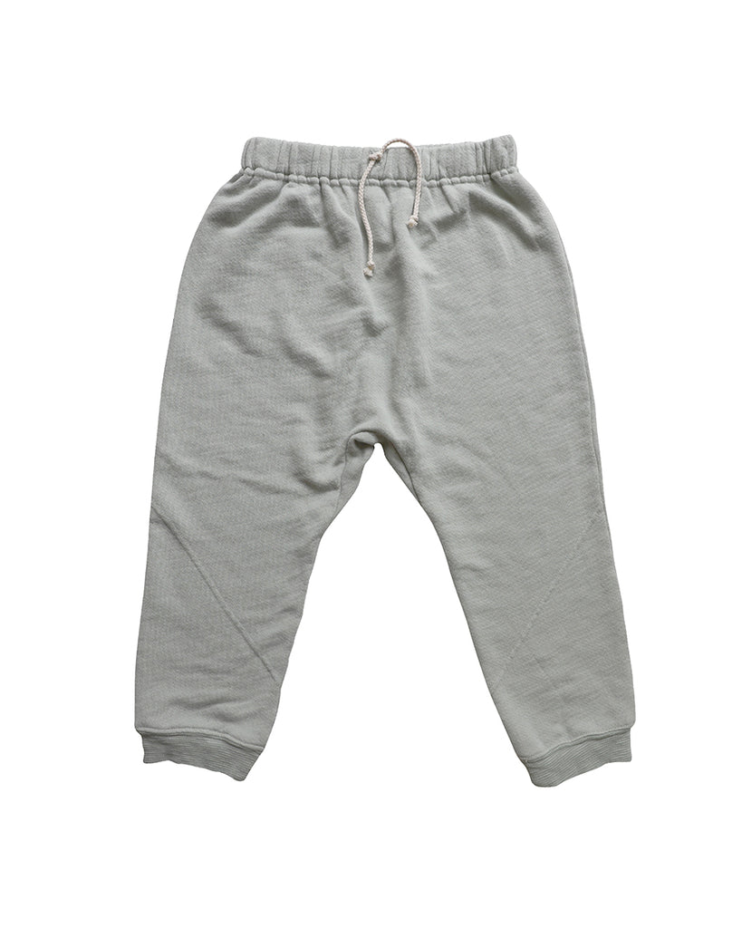 ash grey harem sweatpants
