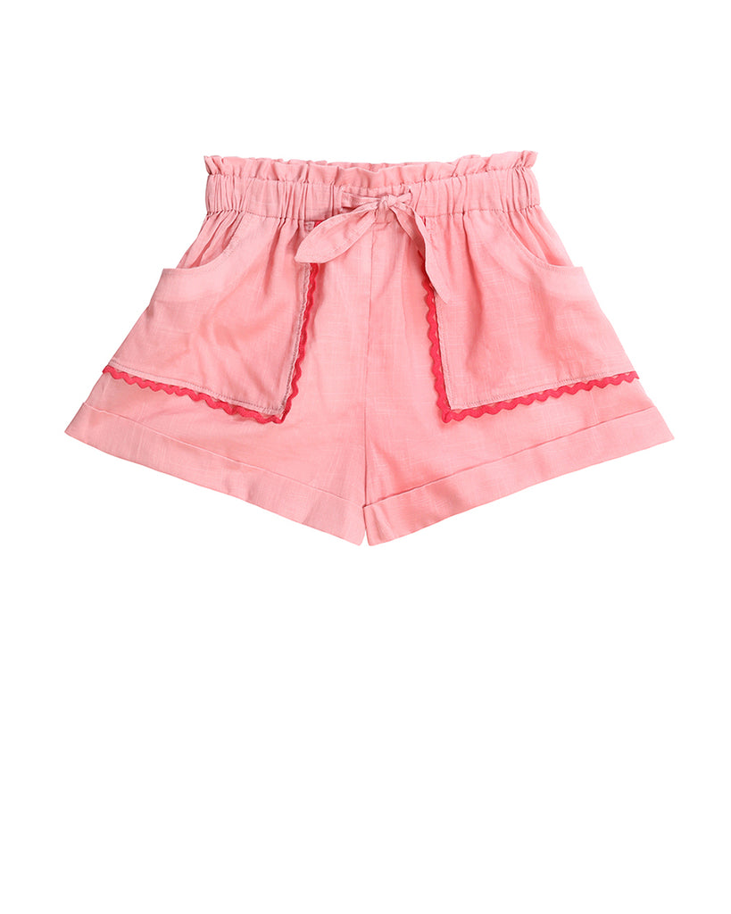 Zimmermann Poppy Pocket Shorts