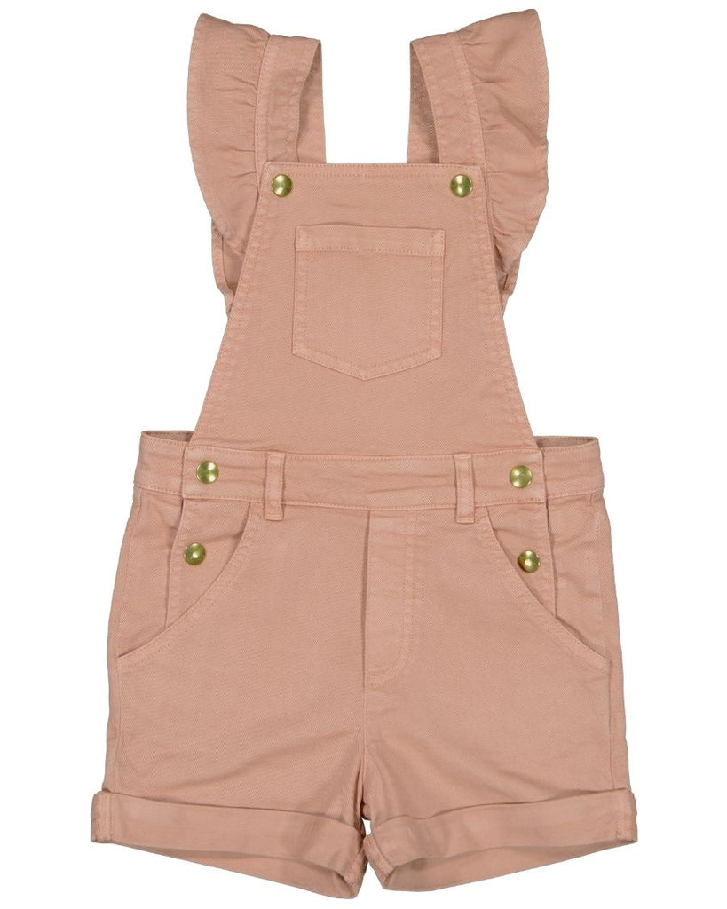 Jardinette Overall Shorts