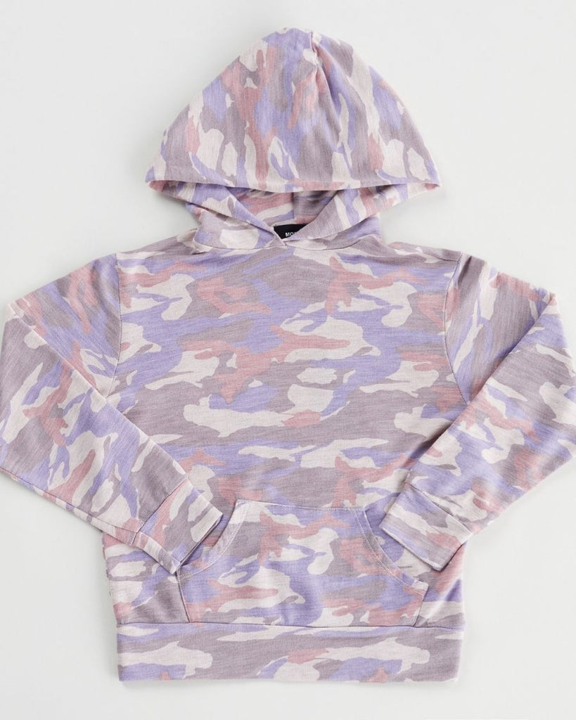 Supersoft Camo Pullover Hoodie
