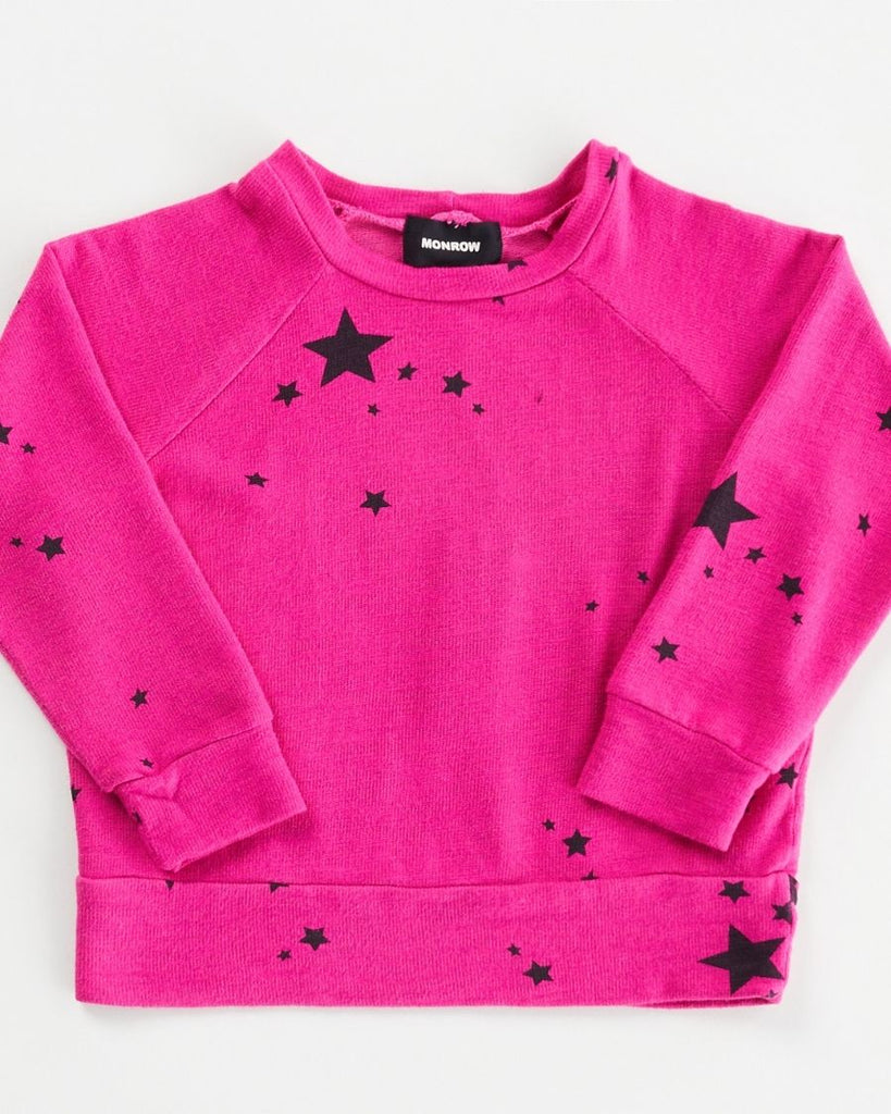 Supersoft Stardust Raglan