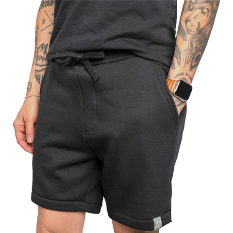 Androgynous Fox Sweatshorts