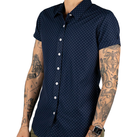 The Bobby | Short Sleeve Button Up