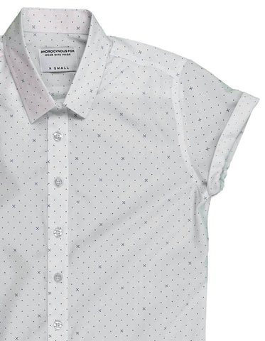 The Alex | Short Sleeve Button Up