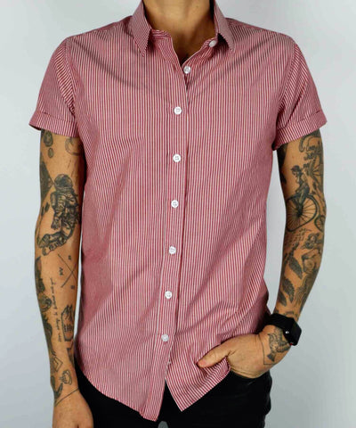 The Frankie | Short Sleeve Button Up
