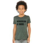 Genderless Is More | Youth Crew Neck