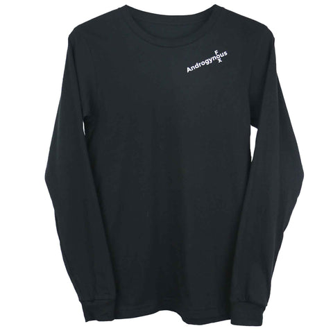 AF Badge | Long Sleeve Crew Neck