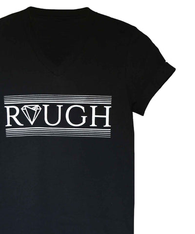 Diamond In The Rough | V Neck