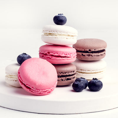Box of 12 French Macarons made to order