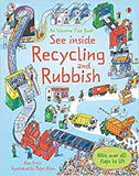 See Inside Recycling & Rubbish Book