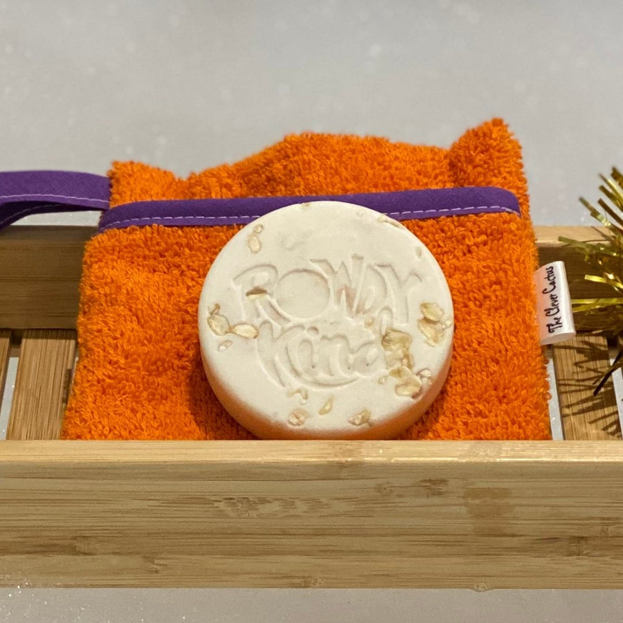 Simple Stocking Filler - Rowdy Kind - Plastic Free Shampoo Bars and Body Bars