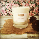 Fragrance Aroma Natural Candles in Recycled Glass Jar