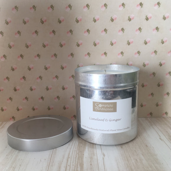Fragrance Aroma Travel Tin Candles
