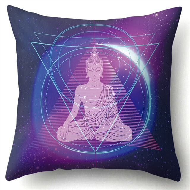 Zenned Out Pillow Cover